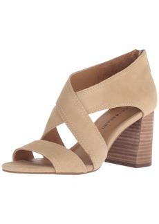 Lucky Brand Women's Vidva Heeled Sandal  9 Medium US