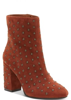 Lucky Brand Women's Wesson Studded Booties Women's Shoes