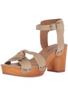 Lucky Brand Women's Whitneigh Heeled Sandal   Medium US