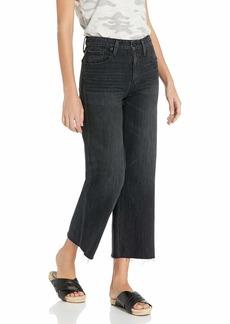 Lucky Brand Women's Wide Leg Crop Jean in