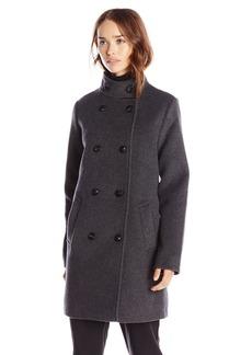 Lucky Brand Women's Wool Peacoat