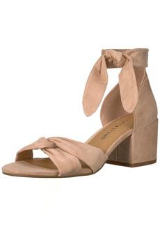 Lucky Brand Women's Xaylah Heeled Sandal  7.5 Medium US