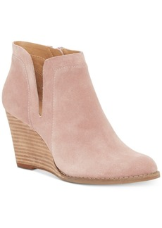 Lucky Brand Women's Yabba Wedge Booties Women's Shoes