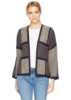 Lucky Brand Women's Ziggy Cardigan Sweater  S
