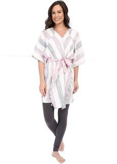 Lucky Brand Woven Kimono