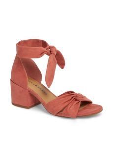 Lucky Brand Xaylah Ankle Strap Sandal (Women)