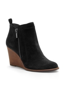 Lucky Brand Yahir Wedge Bootie (Women)