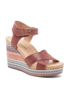 Lucky Brand Yarosan Platform Wedge Sandal (Women)