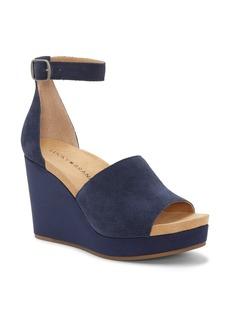 Lucky Brand Yemisa Wedge Ankle Strap Sandal (Women)