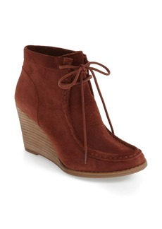 Lucky Brand 'Ysabel' Wedge Chukka Boot (Women)