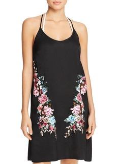 Lucky Brand Zen Garden Cover-Up Dress