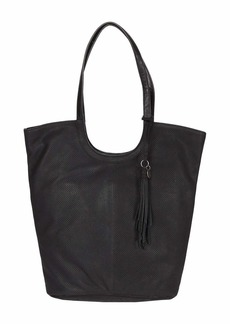 Lucky Brand womens Ebon Perforated Tote   US