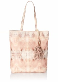 Lucky Brand Lucky Pomo Tote PINK MULTI