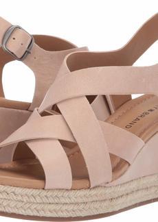 Lucky Brand Lucky Women's BAYMEER Wedge Sandal   M US
