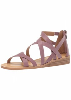 Lucky Brand Lucky Women's Helenka HIGH Heel Wedge Sandal   M US