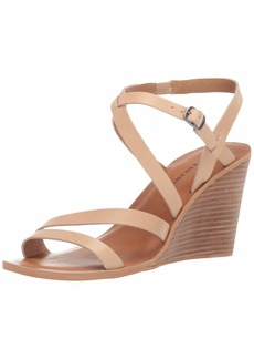 Lucky Brand Lucky Women's NOEMIA Wedge Sandal   M US