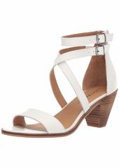 Lucky Brand Women's RESSIA HIGH Heel Heeled Sandal   M US