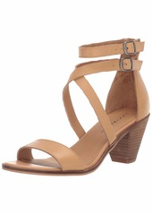 Lucky Brand Women's RESSIA HIGH Heel Heeled Sandal   M US