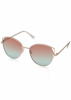 Lucky Brand Lucky Women's Sequ Cateye Sunglasses