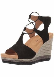 Lucky Brand Lucky Women's YEJIDA2 Wedge Sandal   M US