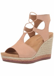 Lucky Brand Women's YEJIDA2 Wedge Sandal   M US