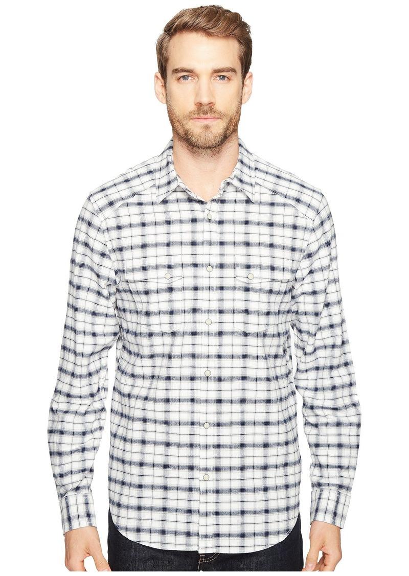 Lucky Brand Martin Western Shirt