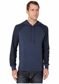 Lucky Brand Micro Terry Burnout Hoodley