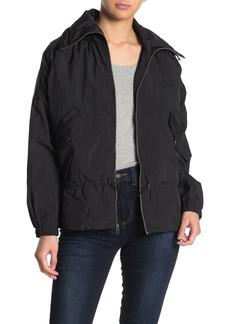 Lucky Brand Missy Hooded Windbreaker Jacket