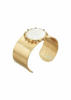 Lucky Brand Mother-of-Pearl Cuff Bracelet
