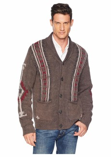 Lucky Brand Navajo Cardigan Sweater