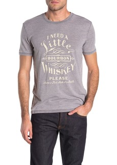 Lucky Brand Need A Whiskey T-Shirt