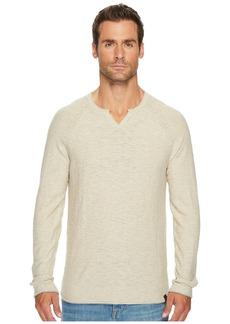 Lucky Brand Notch Neck Sweater