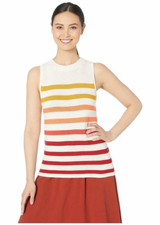 Lucky Brand Ombre Sweater Shell