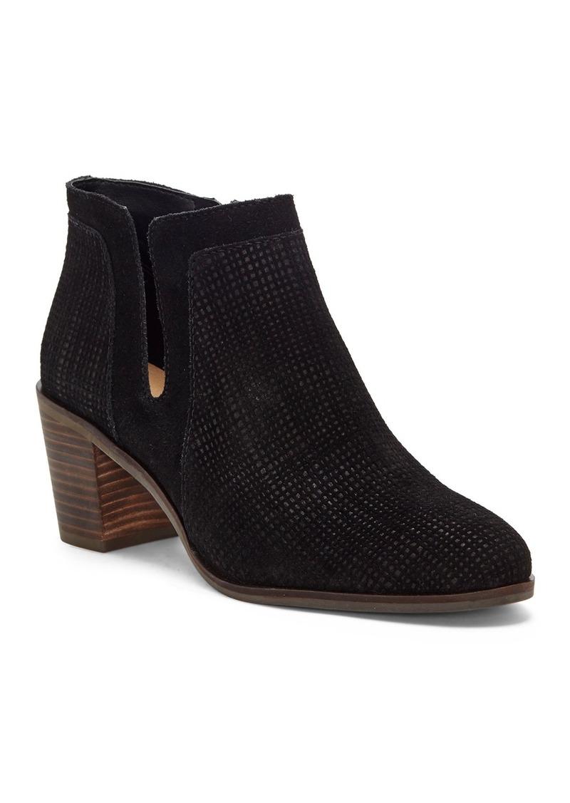 Lucky Brand Parnesa Block Heel Bootie