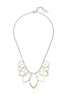 Lucky Brand Petal Collar Necklace