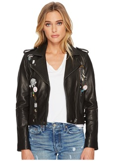 Lucky Brand Pin Moto Jacket