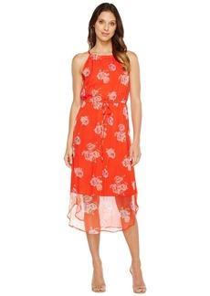 Lucky Brand Pop Floral Dress