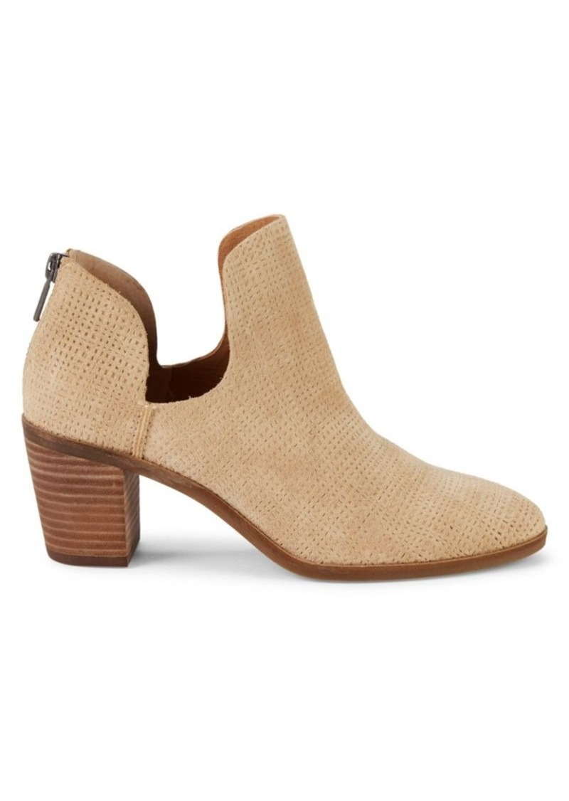 Lucky Brand Powe Suede Booties