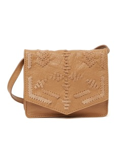 Lucky Brand Rela 2 Small Leather Crossbody Bag
