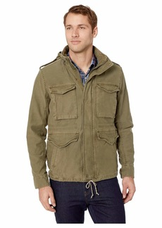 Lucky Brand Removable Sherpa Jacket