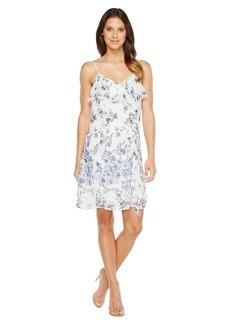 Lucky Brand Ruffle Bare Strap Dress