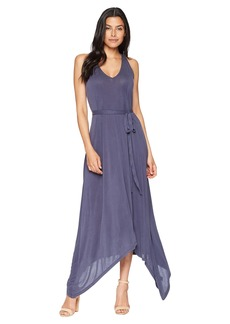 Lucky Brand Sandwash Maxi Dress