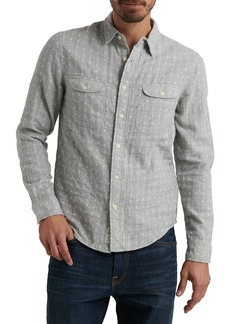 Lucky Brand Santa Fe Untucked Fit Shirt