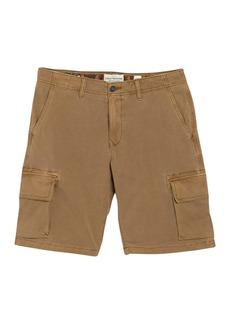Lucky Brand Saturday Stretch Cargo Shorts