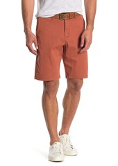 Lucky Brand Saturday Stretch Sateen Shorts