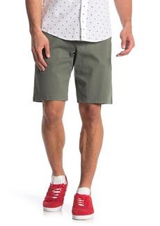 Lucky Brand Saturday Stretch Sateen Shorts