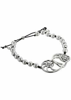 Lucky Brand Seashell Slider Bracelet
