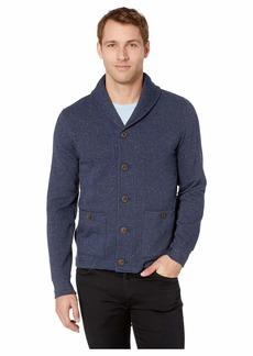 Lucky Brand Shawl Cardigan Sweatshirt