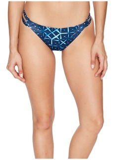 Lucky Brand Shibori Strap Side Hipster Bottom