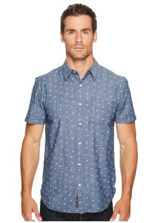 Lucky Brand Short Sleeve Ballona Shirt